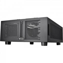 Thermaltake - CA-1F4-00D1NN-00 - Thermaltake Core P200 Computer Case - Pedestal - Black - SPCC - 0 - 22.50 lb - 17 x Fan(s) Supported