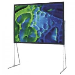 "Draper - 241011 - Draper Ultimate Folding Manual Projection Screen - Flexible Matt White - 173"" Diagonal"