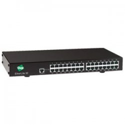 Digi International - 70001528 - Digi EtherLite 160 16-Port Terminal Server - 16 x RJ-45 , 1 x RJ-45