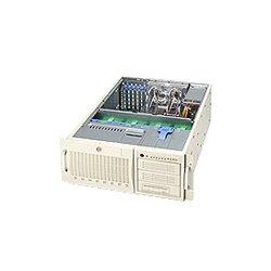 Supermicro - CSE-743I-665B - Supermicro SuperChassis SC743i-665B Rackmount Enclosure - 4U - Rack-mountable - 11 Bays - 665W - Black