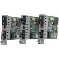 Omnitron - 8550-01 - Omnitron Systems iConverter 8550-01 Mode Converter - 1 x SC Network, 1 x SC Network - 1000Base-SX, 1000Base-X - Internal