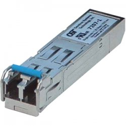 Omnitron - 7215-2 - 1250Mbps Gigabit Ethernet Single-Fiber SFP (mini-GBIC) Module LC BiDi Single-mode 40km - 1 x 1000BASE-BX-D (1550/1310) Fiber Optical Transceiver