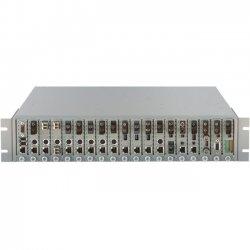 Omnitron - 8207-2 - Omnitron Systems iConverter 19 Module Media Converter Chassis