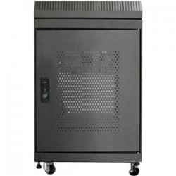"iStarUSA - WG-129 - iStarUSA WG Series WG-129 Rack-mount Server Rack Cabinet - 19"" 12U Wide - Black - 2000 lb x Maximum Weight Capacity"