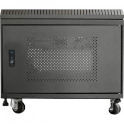 "iStarUSA - WG-690 - iStarUSA WG Series WG-690 Rack-mount Server Rack Cabinet - 19"" 6U Wide - Black - 2000 lb x Maximum Weight Capacity"