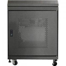 "iStarUSA - WG-990 - iStarUSA WG Series WG-990 Rack-mount Server Rack Cabinet - 19"" 9U Wide - Black - 2000 lb x Maximum Weight Capacity"