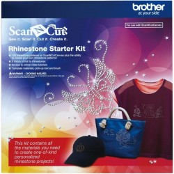 Brother International - CARSKIT1 - Brother Rhinestone Starter Kit