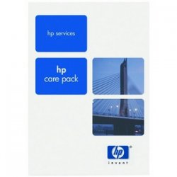 Hewlett Packard (HP) - UE722PE - HP Care Pack - 1 Year - Service - 9 x 5 Next Business Day - On-site - Maintenance - Parts & Labor - Physical Service(Next Business Day)