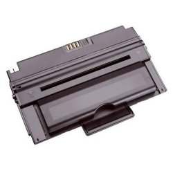 Dell - HX756 - Dell Toner Cartridge - Black - Laser - High Yield - 6000 Page - 1 / Each