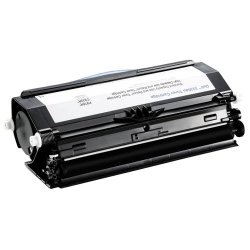 Dell - C233R - Dell Toner Cartridge - Black - Laser - High Yield - 14000 Page - 1 / Pack