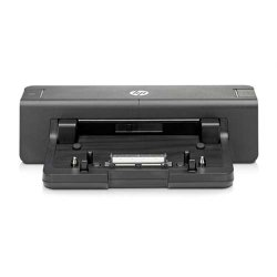 Hewlett Packard (HP) - VB041AA#ABA - HP 90W Docking Station - for Notebook - 4 x USB Ports - Network (RJ-45) - Audio Line In - Audio Line Out