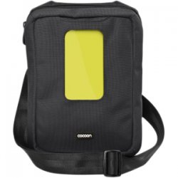 "Cocoon Innovations - CGB150BY - Cocoon CGB150BY Carrying Case (Messenger) for iPad - Black - Ballistic Nylon - 11"" Height x 2.5"" Width x 8.5"" Depth"