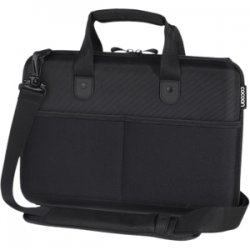 "Cocoon Innovations - CPS365BK - Cocoon CPS365BK Carrying Case (Attaché) for 13"" Notebook - Black - Ethylene Vinyl Acetate (EVA) - 10.8"" Height x 3.2"" Width x 14.5"" Depth"