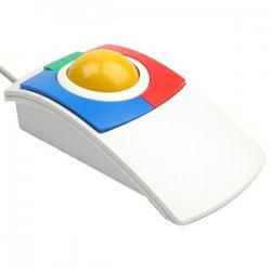 Ergoguys - CST1350 - CST Ergonomic Kids USB Trackball Mouse By Ergoguys - USB - Symmetrical
