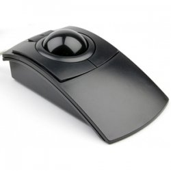 Ergoguys - CST1550 - CST Ergonomic PC-Trac Trackball - USB - Black