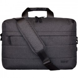 Cocoon Innovations - CLB3650CH - Cocoon Tech Carrying Case for 16, Notebook - Charcoal - Water Resistant - Ballistic Nylon Exterior - Handle, Shoulder Strap - 11.3 Height x 16.3 Width x 5.7 Depth