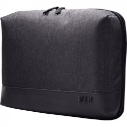Cocoon Innovations - CLS2451CH - Cocoon Carrying Case (Sleeve) for 13, Notebook, MacBook - Charcoal - Water Resistant - Nylon - Hand Strap - 10.8 Height x 14.5 Width x 2.3 Depth