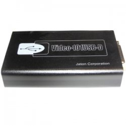 Jaton - VIDEO-101USB-D - Jaton VIDEO-101USB-D Multiview Device - USB - USB - External