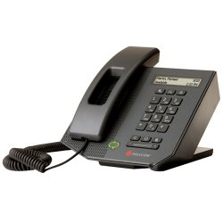 Polycom - 2200-32500-025 - Polycom CX300 Standard Phone - Corded - 1 x Phone Line - Speakerphone - Backlight