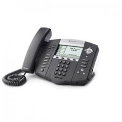 Polycom - 2200-12651-025 - Polycom SoundPoint IP650 IP Phone - 1 x USB, 1 x RJ-9 Headset - 6Phoneline(s)