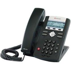 Polycom - 2200-12375-025 - Polycom SoundPoint IP 335 IP Phone - 2 x Total Line - VoIP - PoE Ports
