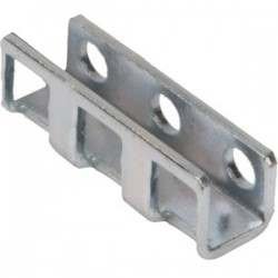 Rack Solution - 1UBRK-059 - Rack Solutions Mounting Bracket for Server - Zinc Plated