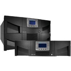 Quantum - LSC18-CH4M-132H - Quantum Scalar i80 LTO Ultrium 4 Tape Library - 1 x Drive/50 x Slot - LTO-4 - SAS - 6U - 1 Year Warranty