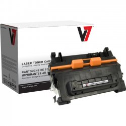 V7 - V764A - Black Toner Cartridge For HP LaserJet P4014, P4014DN, P4014N, P4015, P4015DN,