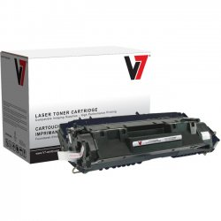 V7 - V705A - Black Toner Cartridge For HP LaserJet P2030, P2035, P2035N, P2055, P2055D, P2