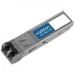 AddOn - 455883-B21-AO - AddOn HP 455883-B21 Compatible TAA Compliant 10GBase-SR SFP+ Transceiver (MMF, 850nm, 300m, LC, DOM) - 100% compatible and guaranteed to work