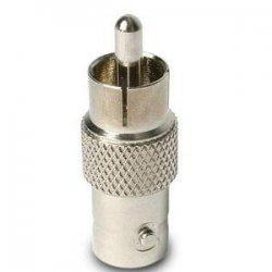 StarTech - RCABNCMF - StarTech.com RCA to BNC Adapter - M/F