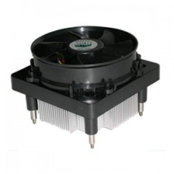 Cooler Master - CI5-9JDSB-0L - Cooler Master 95mm Rifle Bearing LGA775 Processor Cooler - 95mm - 2200rpm Riffle Bearing