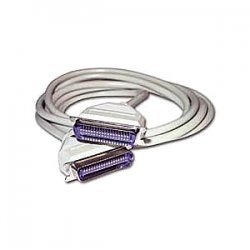 C2G (Cables To Go) - 02679 - C2G 10ft Centronics 36 M/F Parallel Printer Extension Cable - Centronics Male - Centronics Female - 10ft