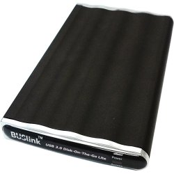 Buslink Media - DL-500-U3 - DL-500-U3 USB 3.0 Disk-On-The-Go Slim Drive Hard Drive