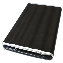 "Buslink Media - DL-640-U3 - Buslink Disk-On-The-Go DL-640-U3 640 GB 2.5"" External Hard Drive - USB 3.0"