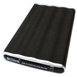 "Buslink Media - DL-1T-U3 - Buslink Disk-On-The-Go DL-1T-U3 1 TB 2.5"" External Hard Drive - USB 3.0"