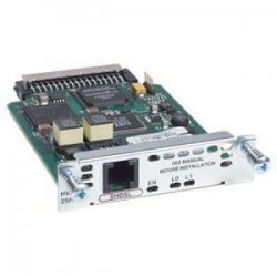 Cisco - HWIC-2SHDSL-RF - Cisco 2-Pair G.SHDSL High-Speed WAN Interface Card - 1 x G.SHDSL WAN4.608
