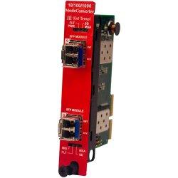IMC Networks - 850-19500 - Ie Imcv Modeconverter Sfp/sfp Module