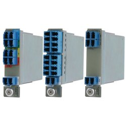 Omnitron - 8860-0 - Omnitron Systems iConverter 8860-0 Multiplexer - 4 Data Channels
