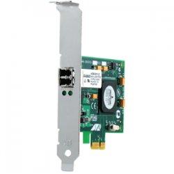 Allied Telesis - AT-2972LX10/LC-901 - Allied Telesis AT-2972LX10/LC Fiber Optic Gigabit Ehternet Card - PCI Express x1 - 1 Port(s) - Low-profile