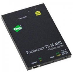 Digi International - 70001986 - Digi PortServer TS 3 M MEI Serial Server - 3 x RJ-45 Serial, 1 x RJ-45 10/100Base-TX , 1 x RJ-11 Modem
