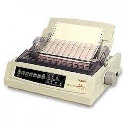 Okidata - 91907102 - Oki MICROLINE 320 Turbo Dot Matrix Printer - EU Printer - 435 cps Mono - 288 x 144 dpi - Parallel, USB