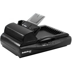 AVision - F2002120 - BulletScan F200 Flatbed Scanner - 600 dpi Optical - 48-bit Color - 16-bit Grayscale - 20 - 20 - USB