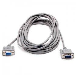 StarTech - MXT100_25 - StarTech.com 25 ft Straight Through Serial Cable - DB9 M/F - Serial cable - DB-9 (M) - DB-9 (F) - 7.6 m - DB-9 Male - DB-9 Female - 25ft