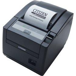 "Citizen - CT-S601S3PAUBKP - Citizen CT-S601 Direct Thermal Printer - Monochrome - Desktop - Receipt Print - 3.15"" Print Width - 7.87 in/s Mono - 203 dpi - 384 KB - Parallel - LCD"