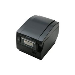 "Citizen - CT-S851S3UBUBKP - Citizen CT-S851 Direct Thermal Printer - Monochrome - Desktop - Label Print - 3.15"" Print Width - 11.81 in/s Mono - 203 dpi - 4 KB - USB - LCD - 3.25"" Label Width"