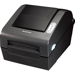 "Bixolon / Samsung KPS - SLP-D420G - Bixolon SLP-D420 Direct Thermal Printer - Monochrome - Desktop - Label Print - 6 in/s Mono - 203 dpi - 8 MB - USB - Serial - Parallel - 4.57"" Label Width"