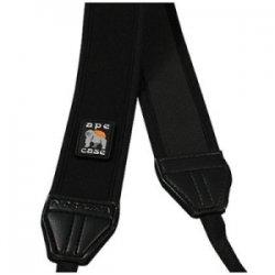 Norazza - AC00236 - Norazza AC00236 Adjustable Camera Strap - Black - Neoprene