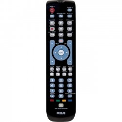 Voxx - RCRN04GR - RCA RCRN04GR Universal Remote Control - For TV, Satellite Box, Cable Box, DVD Player, VCR, Blu-ray Disc Player
