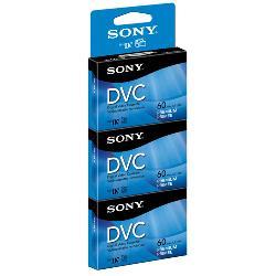 Sony - DVM60PRR3 - Sony DVM60PRR Premium MiniDV Videocassette - MiniDV - 1 Hour